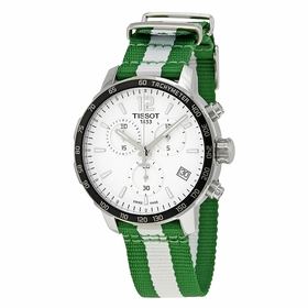 Tissot T095.417.17.037.17 Quickster Mens Chronograph Quartz Watch