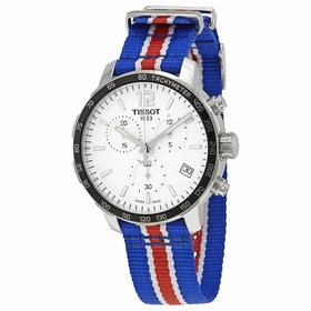 Tissot T095.417.17.037.18 Quickster Mens Chronograph Quartz Watch
