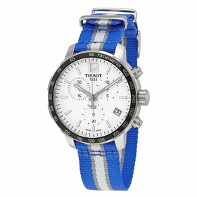 Tissot T095.417.17.037.19 Quickster Mens Chronograph Quartz Watch