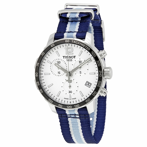 Tissot T095.417.17.037.20 Quickster Mens Chronograph Quartz Watch