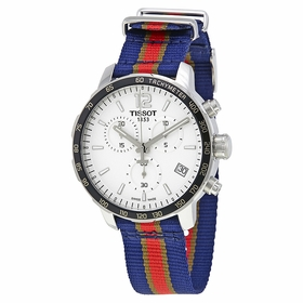 Tissot T095.417.17.037.21 Quickster Mens Chronograph Quartz Watch