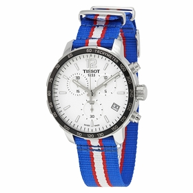 Tissot T095.417.17.037.22 Quickster Mens Chronograph Quartz Watch