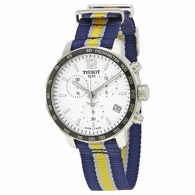 Tissot T095.417.17.037.23 Quickster Mens Chronograph Quartz Watch