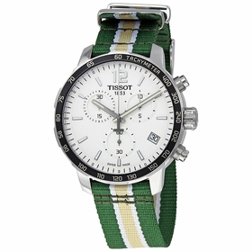 Tissot T095.417.17.037.24 Quickster Mens Chronograph Quartz Watch