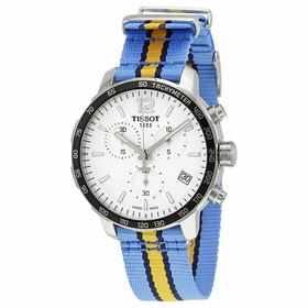 Tissot T095.417.17.037.25 Quickster Mens Chronograph Quartz Watch
