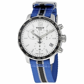 Tissot T0954171703726 Quickster Mens Chronograph Quartz Watch