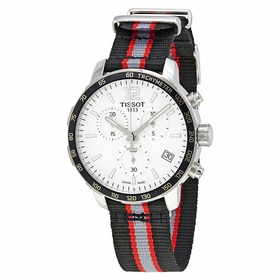 Tissot T095.417.17.037.27 Quickster Mens Chronograph Quartz Watch