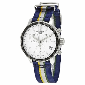 Tissot T095.417.17.037.28 Quickster Mens Chronograph Quartz Watch