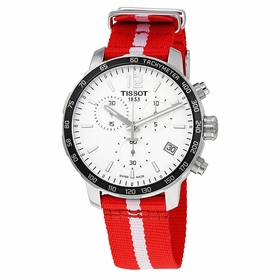 Tissot T095.417.17.037.29 Quickster Mens Chronograph Quartz Watch