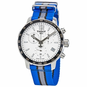 Tissot T095.417.17.037.31 Quickster Mens Chronograph Quartz Watch