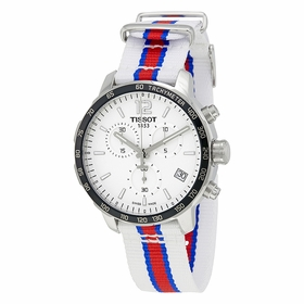 Tissot T095.417.17.037.33 Quickster Mens Chronograph Quartz Watch