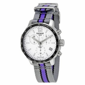 Tissot T0954171703735 Quickster Mens Chronograph Quartz Watch