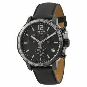 Tissot T0954173605702 QUICKSTER Mens Chronograph Quartz Watch