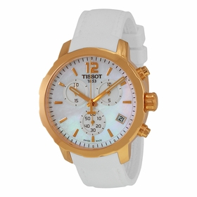 Tissot T095.417.37.117.00 Quickster Chronograph Ladies Chronograph Quartz Watch