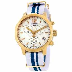 Tissot T095.417.37.117.01 Quickster Unisex Chronograph Quartz Watch