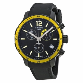 Tissot T0954493705700 Quickster Mens Chronograph Quartz Watch