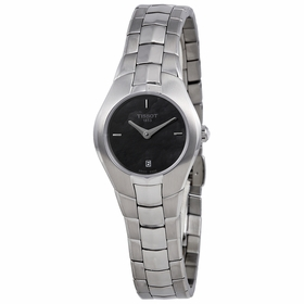 Tissot T0960091112100 T-Round Ladies Quartz Watch