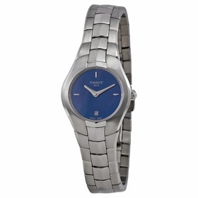 Tissot T096.009.11.131.00 T-Round Ladies Quartz Watch