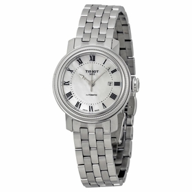 Tissot T097.007.11.113.00 Bridgeport Ladies Automatic Watch