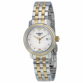 Tissot T097.010.22.116.00 Bridgeport Ladies Quartz Watch