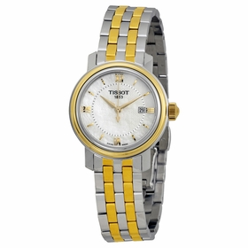Tissot T097.010.22.118.00 Bridgeport Ladies Quartz Watch