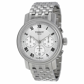 Tissot T097.427.11.033.00 Bridgeport Mens Chronograph Automatic Watch