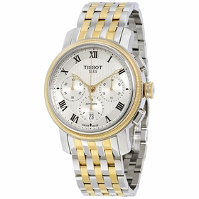 Tissot T097.427.22.033.00 Bridgeport Mens Chronograph Automatic Watch