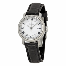 Tissot T0970071603300 Bridgeport Ladies Automatic Watch
