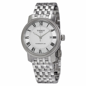 Tissot T097.407.11.033.00 T-Classic Bridgeport Powermatic 80 Mens Automatic Watch