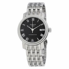 Tissot T097.407.11.053.00 T-Classic Bridgeport Powermatic 80 Mens Automatic Watch