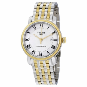 Tissot T097.407.22.033.00 T-Classic Bridgeport Powermatic 80 Mens Automatic Watch