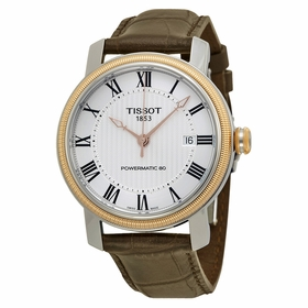 Tissot T097.407.26.033.00 T-Classic Bridgeport Powermatic 80 Mens Automatic Watch