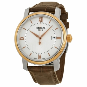 Tissot T0974102603800 Bridgeport Mens Quartz Watch
