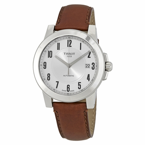 Tissot T098.407.16.032.00 Gentleman Mens Automatic Watch