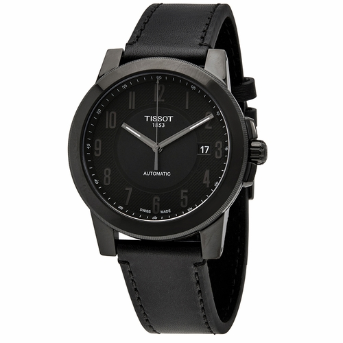 Tissot T098.407.36.052.00 Gentleman Mens Automatic Watch
