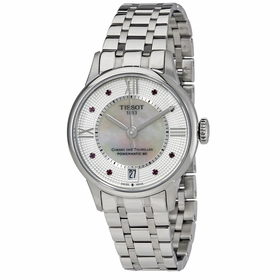 Tissot T099.207.11.113.00 Chemin Des Tourelles Ladies Automatic Watch