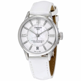 Tissot T099.207.16.116.00 Chemin Des Tourelles Ladies Automatic Watch