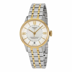 Tissot T099.207.22.118.00 Chemin Des Tourelles Ladies Automatic Watch