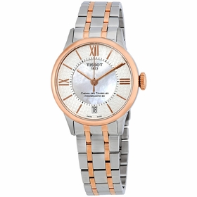 Tissot T099.207.22.118.01 Chemin Des Tourelles Ladies Automatic Watch