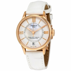 Tissot T099.207.36.118.00 Chemin Des Tourelles Ladies Automatic Watch