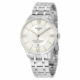 Tissot T099.408.11.038.00 Chemin Des Tourelles Mens Automatic Watch