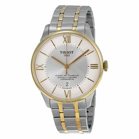 Tissot T099.408.22.038.00 Chemin Des Tourelles Mens Automatic Watch