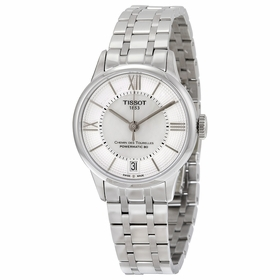 Tissot T0992071111800 Chemin Des Tourelles Ladies Automatic Watch
