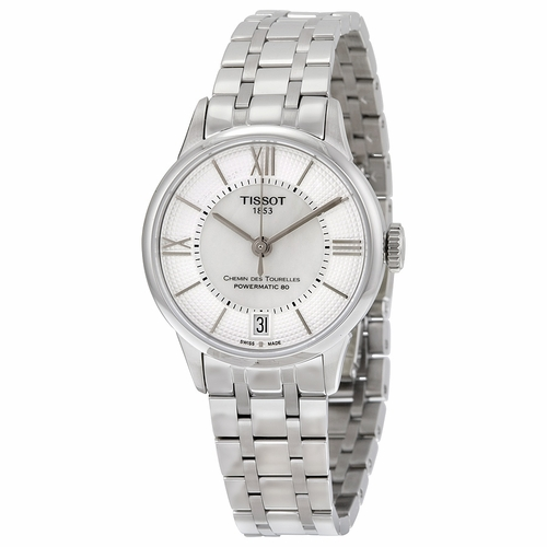 Tissot T099.207.11.118.00 Chemin Des Tourelles Ladies Automatic Watch
