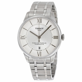 Tissot T0994071103800 Chemin Des Tourelles Mens Automatic Watch