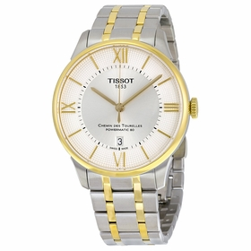 Tissot T0994072203800 Chemin Des Tourelles Mens Automatic Watch