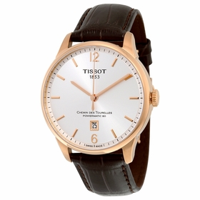 Tissot T0994073603700 Chemin Des Tourelles Mens Automatic Watch