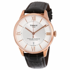 Tissot T0994073603800 Chemin Des Tourelles Mens Automatic Watch