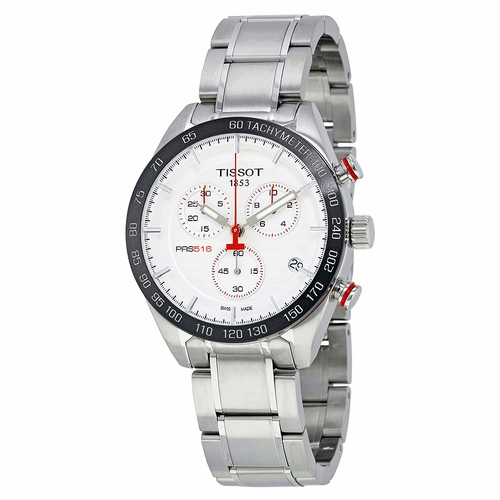 Tissot T100.417.11.031.00 PRS 516 Mens Chronograph Quartz Watch
