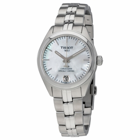 Tissot T101.208.11.111.00 PR 100 Ladies Automatic Watch